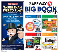 Stickers deals in the Safeway weekly ad in Kent WA
