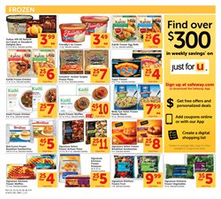 Pizza deals in the Safeway weekly ad in Federal Way WA