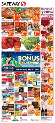 Meat deals in the Safeway weekly ad in Concord CA