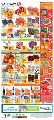Pharmaceutical products deals in the Safeway weekly ad in Kent WA