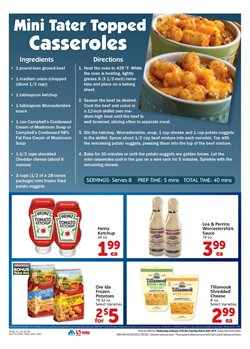 Potatoes deals in the Safeway weekly ad in Bremerton WA
