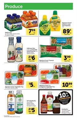Tray deals in the Safeway weekly ad in Phoenix AZ