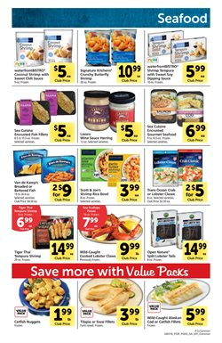 Bowl deals in the Safeway weekly ad in Lodi CA
