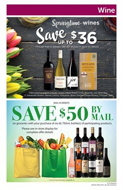 Boxes deals in the Safeway weekly ad in Phoenix AZ