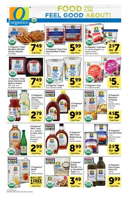 Oil deals in the Safeway weekly ad in Lodi CA