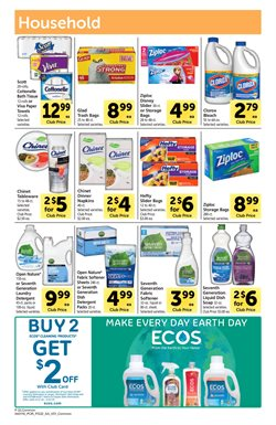 Storage deals in the Safeway weekly ad in Phoenix AZ