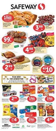 Safeway deals in the Seattle WA weekly ad