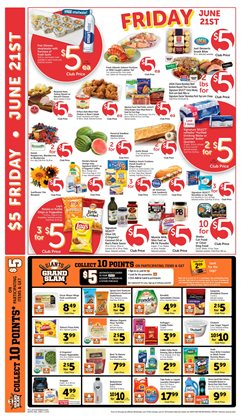 Grocery & Drug deals in the Safeway weekly ad in San Francisco CA