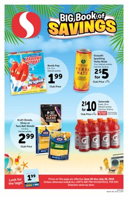 Safeway deals in the Phoenix AZ weekly ad