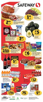 Grocery & Drug deals in the Safeway weekly ad in Lakewood WA