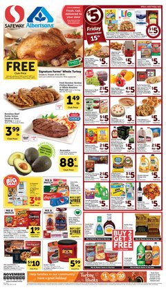 Grocery & Drug deals in the Safeway weekly ad in Grants Pass OR