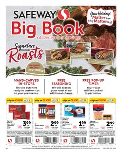 Grocery & Drug deals in the Safeway weekly ad in Rapid City SD