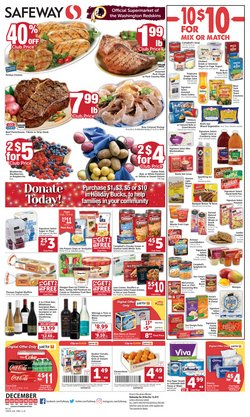 Grocery & Drug deals in the Safeway weekly ad in Sterling VA