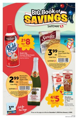 Grocery & Drug deals in the Safeway weekly ad in Fairfield CA