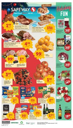 Grocery & Drug deals in the Safeway weekly ad in Citrus Heights CA