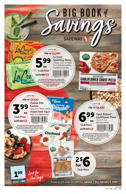 Safeway deals in the Fairfield CA weekly ad