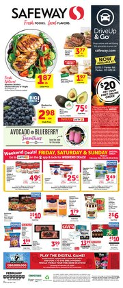 Safeway catalogue ( 3 days ago )