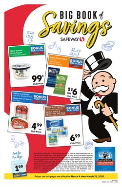 Grocery & Drug offers in the Safeway catalogue in Honolulu HI ( 4 days left )