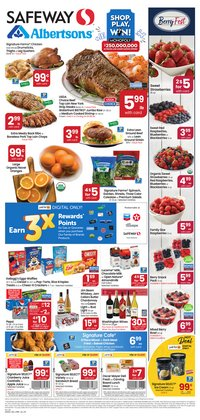 Grocery & Drug offers in the Safeway catalogue in Yakima WA ( 3 days ago )