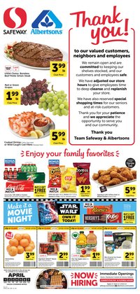 Grocery & Drug offers in the Safeway catalogue in Salem OR ( Expires today )