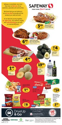 Safeway catalogue ( 4 days left )