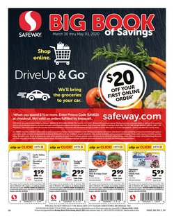 Grocery & Drug offers in the Safeway catalogue in Colorado Springs CO ( 25 days left )