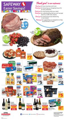 Grocery & Drug offers in the Safeway catalogue in Sterling VA ( 5 days left )