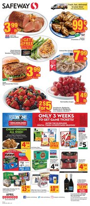 Grocery & Drug offers in the Safeway catalogue in Sterling VA ( 2 days ago )