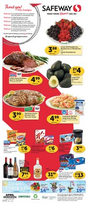 Safeway catalogue ( 2 days ago )