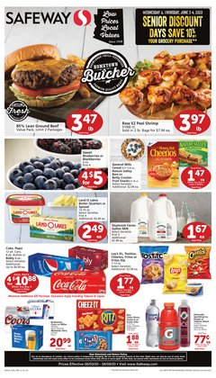 Grocery & Drug offers in the Safeway catalogue in Phoenix AZ ( 1 day ago )