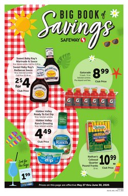 Grocery & Drug offers in the Safeway catalogue in Hayward CA ( 3 days ago )