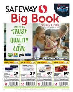 Safeway catalogue ( 28 days left )