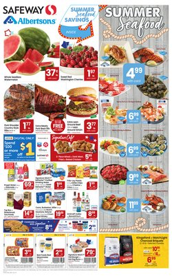 Grocery & Drug offers in the Safeway catalogue in North Bend WA ( Expires tomorrow )