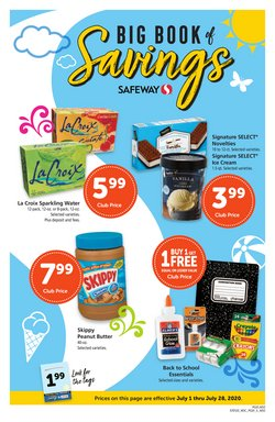 Safeway catalogue ( 23 days left )