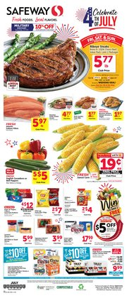 Safeway catalogue ( 2 days left )