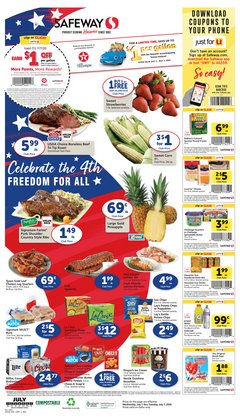 Safeway catalogue ( 3 days left )