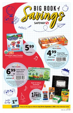 Grocery & Drug offers in the Safeway catalogue in Walnut Creek CA ( 24 days left )
