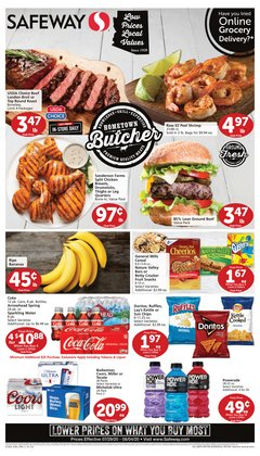 Grocery & Drug offers in the Safeway catalogue in Phoenix AZ ( Expires today )