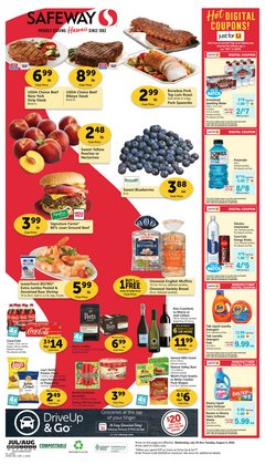 Grocery & Drug offers in the Safeway catalogue in Santa Rosa CA ( Expires tomorrow )