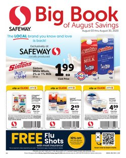 Grocery & Drug offers in the Safeway catalogue in Colorado Springs CO ( 27 days left )
