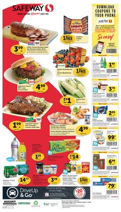 Grocery & Drug offers in the Safeway catalogue in Walnut Creek CA ( 3 days left )