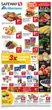 Grocery & Drug offers in the Safeway catalogue in Seattle WA ( 1 day ago )