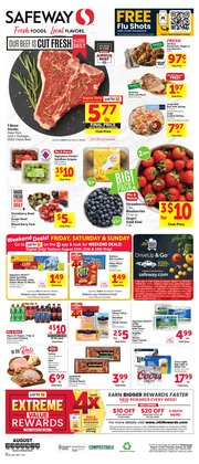 Grocery & Drug offers in the Safeway catalogue in Littleton CO ( 4 days left )