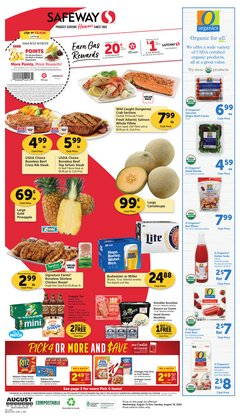 Grocery & Drug offers in the Safeway catalogue in Berkeley CA ( 3 days ago )