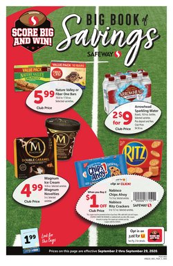 Grocery & Drug offers in the Safeway catalogue in Waipahu HI ( 2 days left )