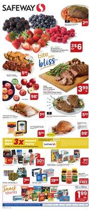 Grocery & Drug offers in the Safeway catalogue in Grand Junction CO ( Expires tomorrow )