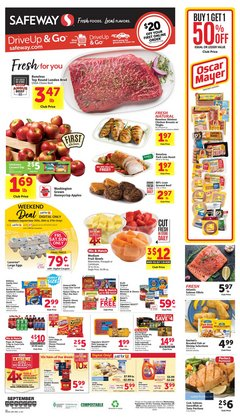 Grocery & Drug offers in the Safeway catalogue in Loveland CO ( 2 days left )