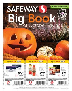 Grocery & Drug offers in the Safeway catalogue in Loveland CO ( More than a month )