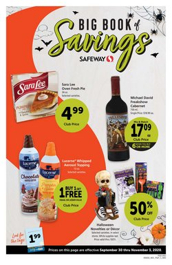 Grocery & Drug offers in the Safeway catalogue in San Francisco CA ( 1 day ago )