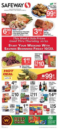 Grocery & Drug offers in the Safeway catalogue in Sterling VA ( Expires today )